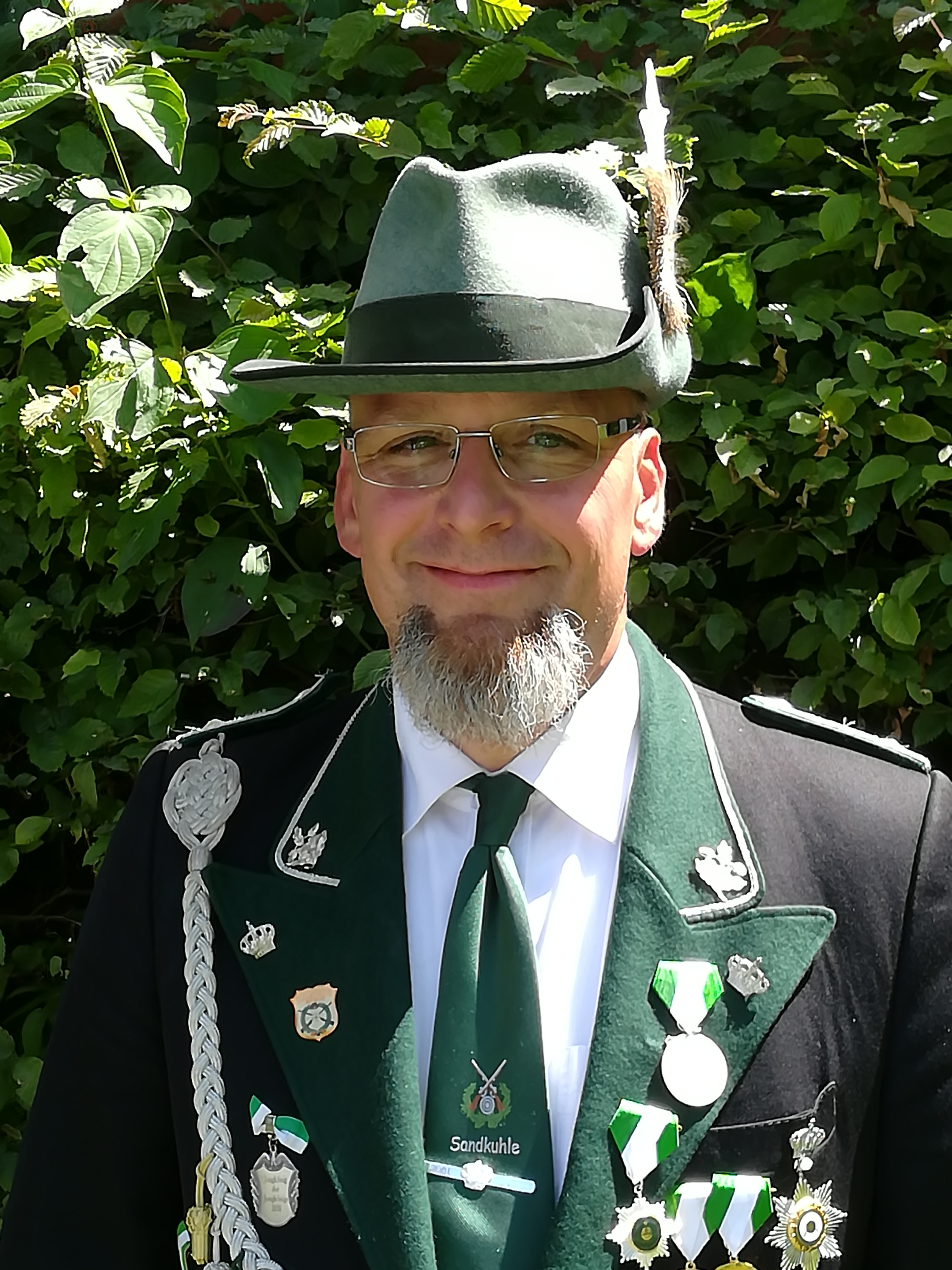 Oberleutnant Rolf Stakelbeck