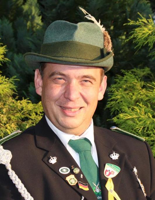 2. Vorsitzender Achim Knepper