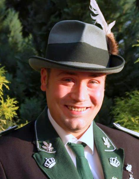 Oberleutnant Benjamin Wolff