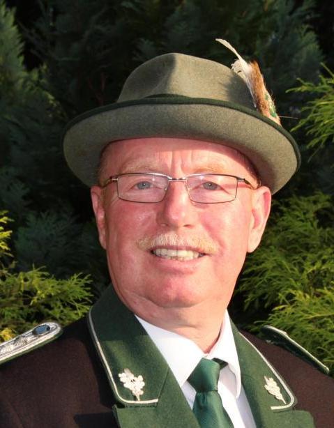 Hauptmann Hubert Reuter