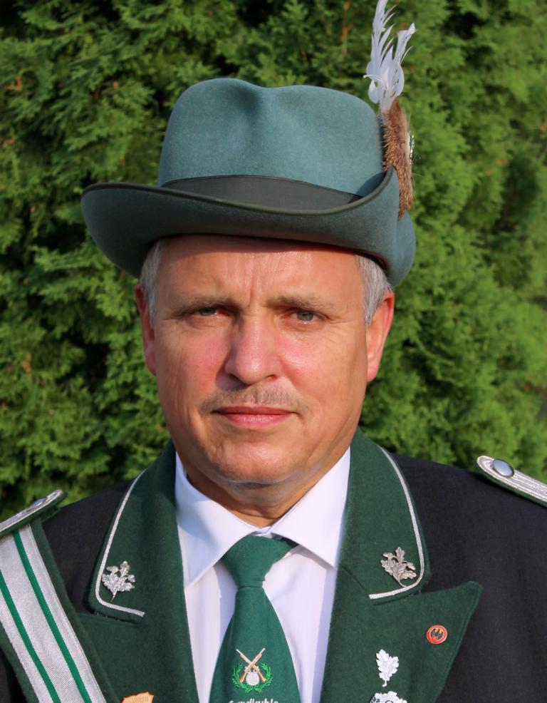 Hauptmann Klaus Stripper