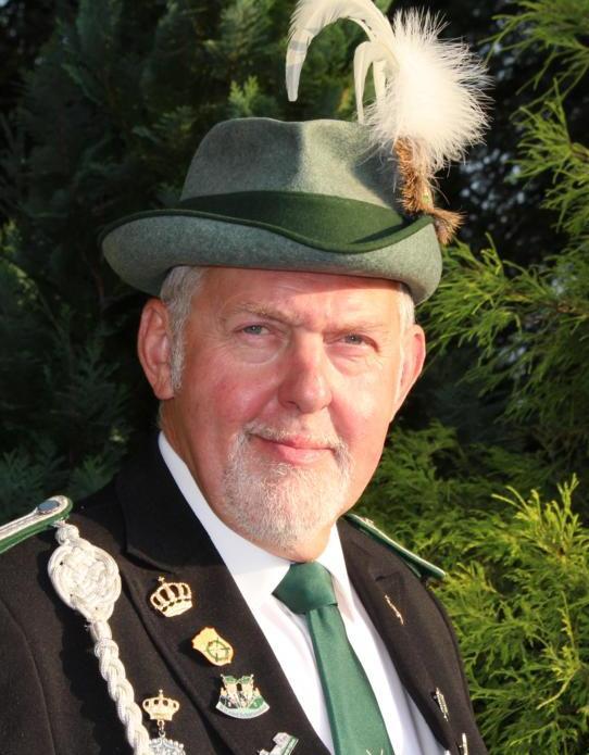 Vorsitzender Paul Fritsch