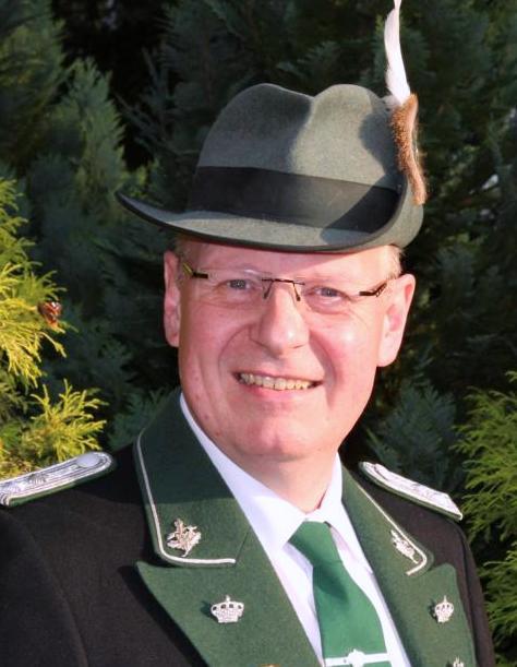 Oberst Ralf Merkentrup