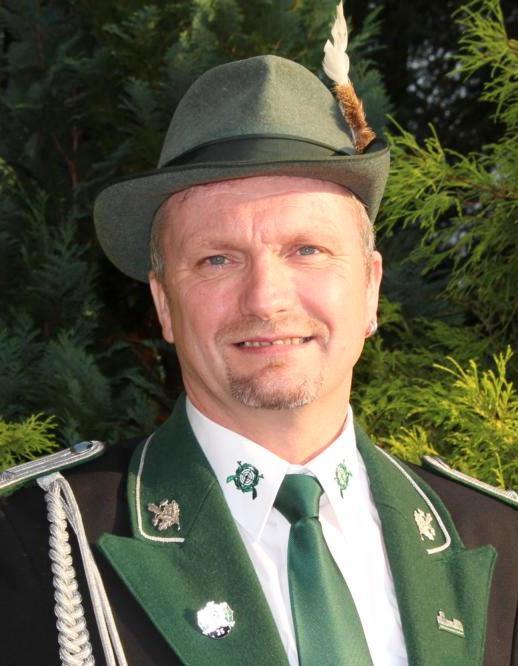 Leutnant Uwe Genschur