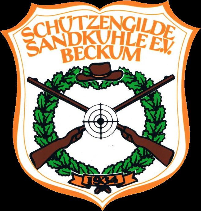 Das Wappen der Schützengilde
